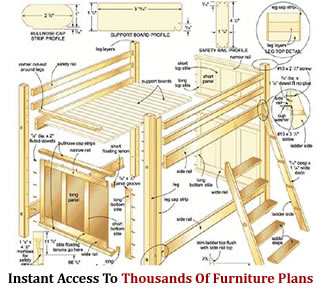 Download free woodworking plans bed woodworking projects for Free log bed plans